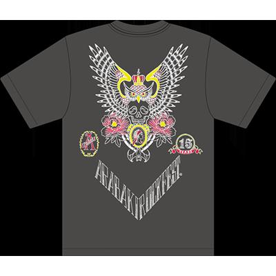 ステージTシャツ<花笠>
